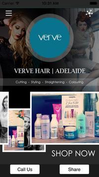 Verve Hair apk screenshot