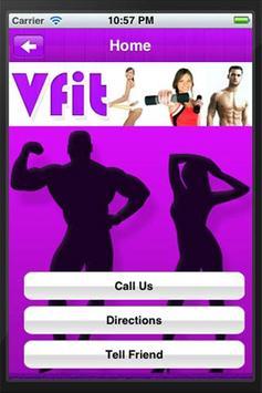 VFitBody Transformation Centre screenshot 2