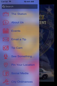 Versailles, KY Police Dept screenshot 1
