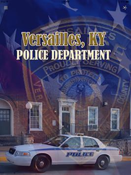 Versailles, KY Police Dept screenshot 3