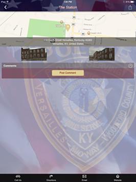 Versailles, KY Police Dept screenshot 6