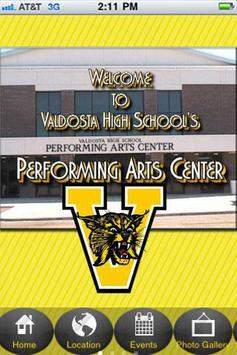 VHS Performing Arts Center poster