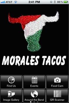 Morales Tacos poster