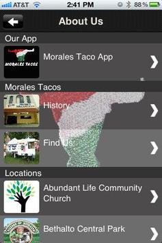 Morales Tacos apk screenshot