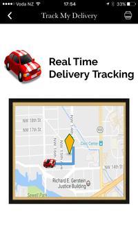 VIP21 Delivery Services - Florida apk screenshot