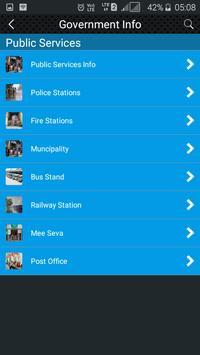 Vizianagaram LocalHub apk screenshot