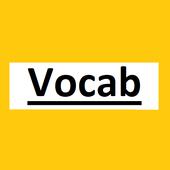 คำศัพท์ภาษาอังกฤษพื้นฐาน icon