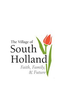 Village Of South Holland poster