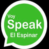 VOY SPEAK EL ESPINAR icon
