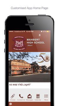 Mahbert High School poster