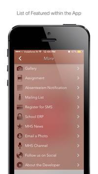 Mahbert High School apk screenshot