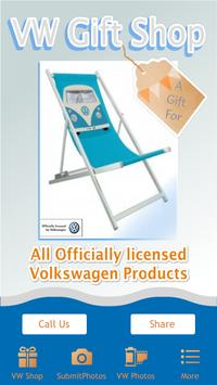 VW Gift Shop poster