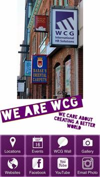 WCG Central poster