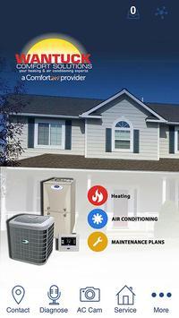 Wantuck HVAC poster