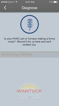 Wantuck HVAC screenshot 1