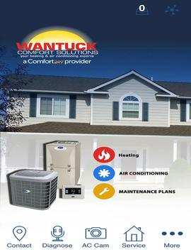 Wantuck HVAC screenshot 5