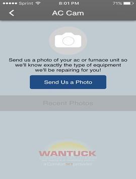 Wantuck HVAC screenshot 7
