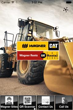 Wagner Equipment poster