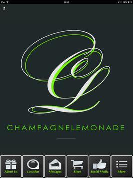 Champagne-Lemonade apk screenshot