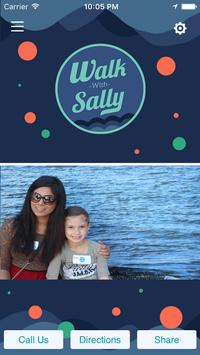 Walk With Sally poster