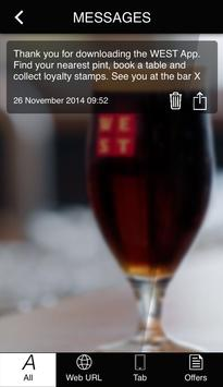 WEST Beer apk screenshot
