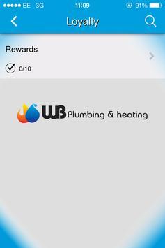 WB Plumbing & Heating apk screenshot