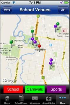 Wellington Public School screenshot 2