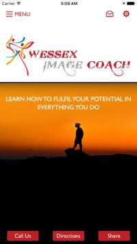Wessex Image Career Coach poster