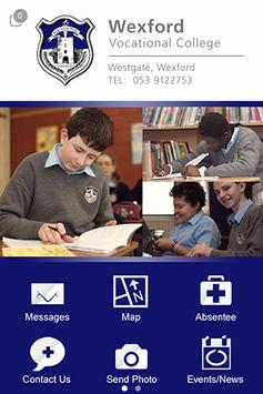 Wexford Vocational College poster