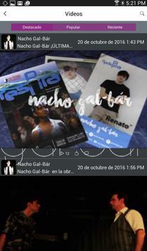 Nacho Gal-Bár screenshot 3
