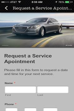 Kendall Hyundai apk screenshot