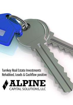 Alpine Capital Solutions poster