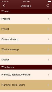 Wine App screenshot 2