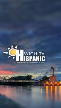 Wichita Hispanic Chamber Now poster