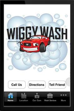 wiggy wash poster