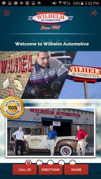 Wilhelm Automotive apk screenshot