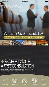 William G. Almand P.A. apk screenshot