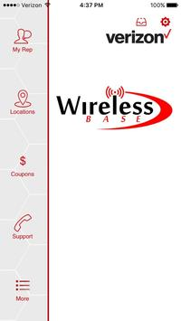 Wireless Base poster