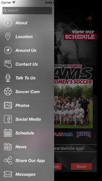 Mobile Women's Soccer screenshot 1