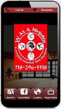 Woodhaven Martial Arts School poster