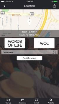 WOL APP screenshot 3