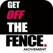 Get Off the Fence. icon