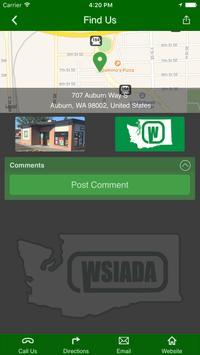 Washington State Independent Auto Dealers Assoc apk screenshot