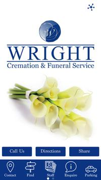 Wright Cremation & Funeral poster