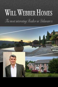Will Webber Homes poster