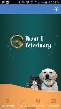West U Veterinary poster