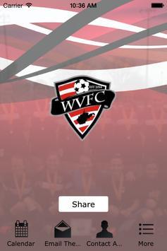 West Virginia Futbol Club poster
