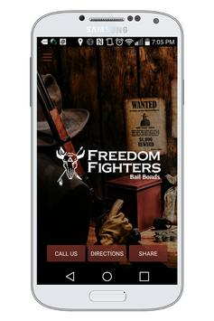 Freedom Fighters Bail Bonds poster