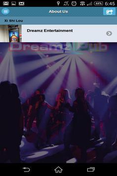 Xi ShiLou-Dreamz Entertianment screenshot 2