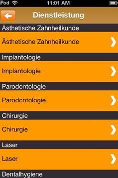 Zahnarzt Basel screenshot 1